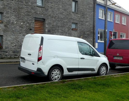 Ford Transit Connect in Kinvara, Ireland (2)
