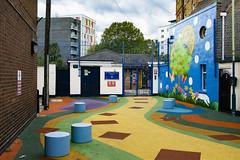 Sir William Burrough Primary School, Limehouse