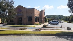 The most sedate Taco Bell in the county (if not the entire deep south)!