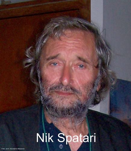 Nik Spatari  Ritratto N. Mazzone