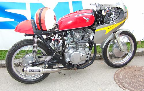 HONDA CB 450 Twin - 1971