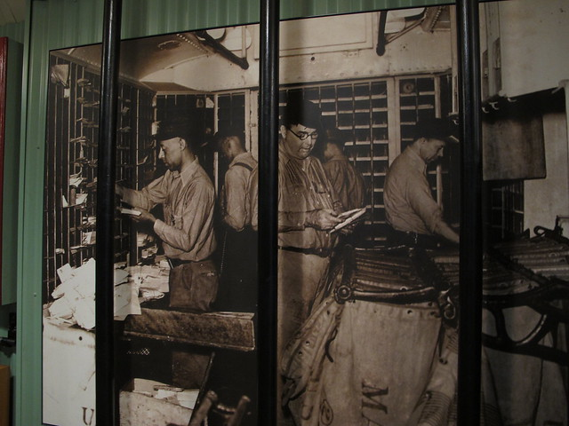 Photo:The Railway Mail Service By rocbolt