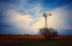 Windmill in Iowa (2)