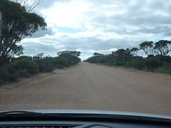 Wide Dirt Road