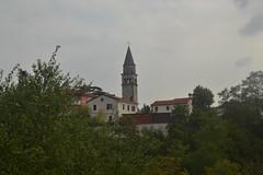 Pogled na crkvu Sv. Nikole u Pazinu (137FJAKA_4350)