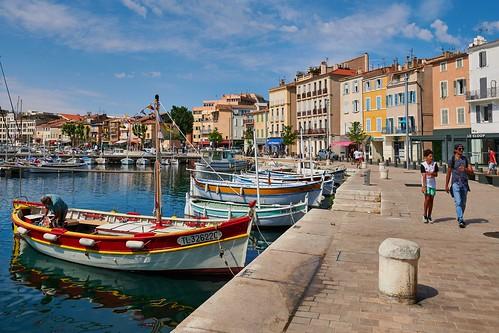 La Ciotat / On the dock