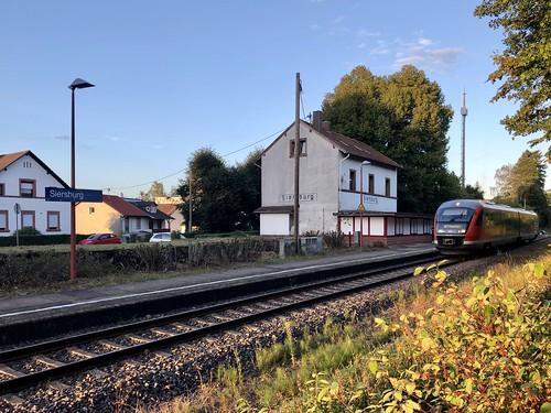 Niedtalexpress in Siersburg