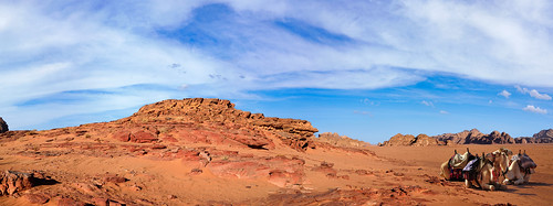 Wadi RUM Landscapes - Jordan.