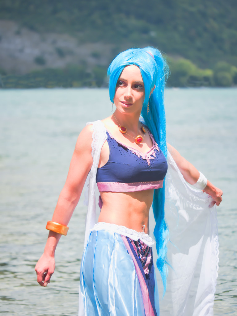related image - Shooting Vivi Nefertari - One Piece - Melo - Lac de Bienne - Suisse -2020-07-26- P2199828