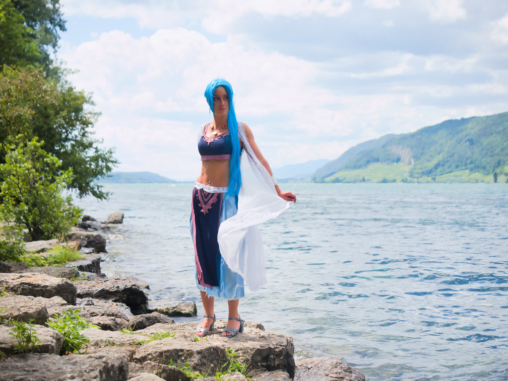 related image - Shooting Vivi Nefertari - One Piece - Melo - Lac de Bienne - Suisse -2020-07-26- P2199789