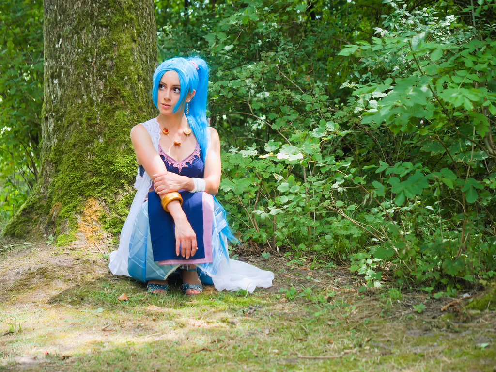 related image - Shooting Vivi Nefertari - One Piece - Melo - Lac de Bienne - Suisse -2020-07-26- P2199783
