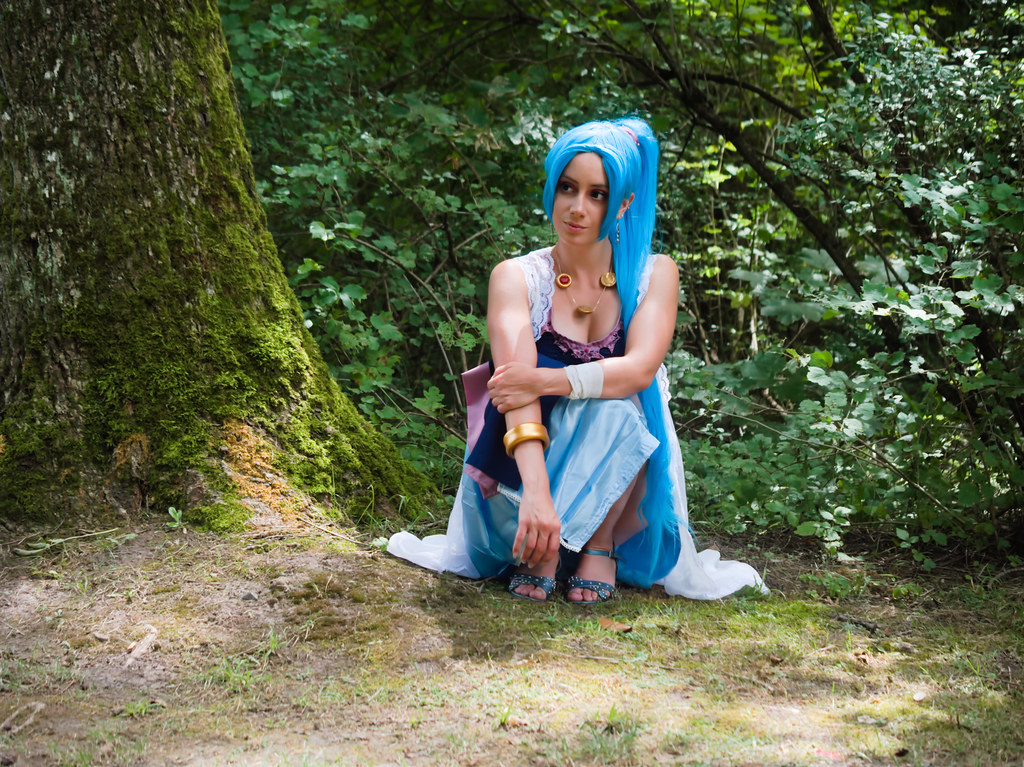 related image - Shooting Vivi Nefertari - One Piece - Melo - Lac de Bienne - Suisse -2020-07-26- P2199780