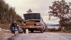 A roadside snack, 1979