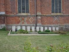 Eecke tombes du  Commonwealth - Photo of Méteren