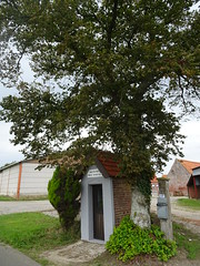 Eecke circuit du Klokhuis Oratoire Ste Rita