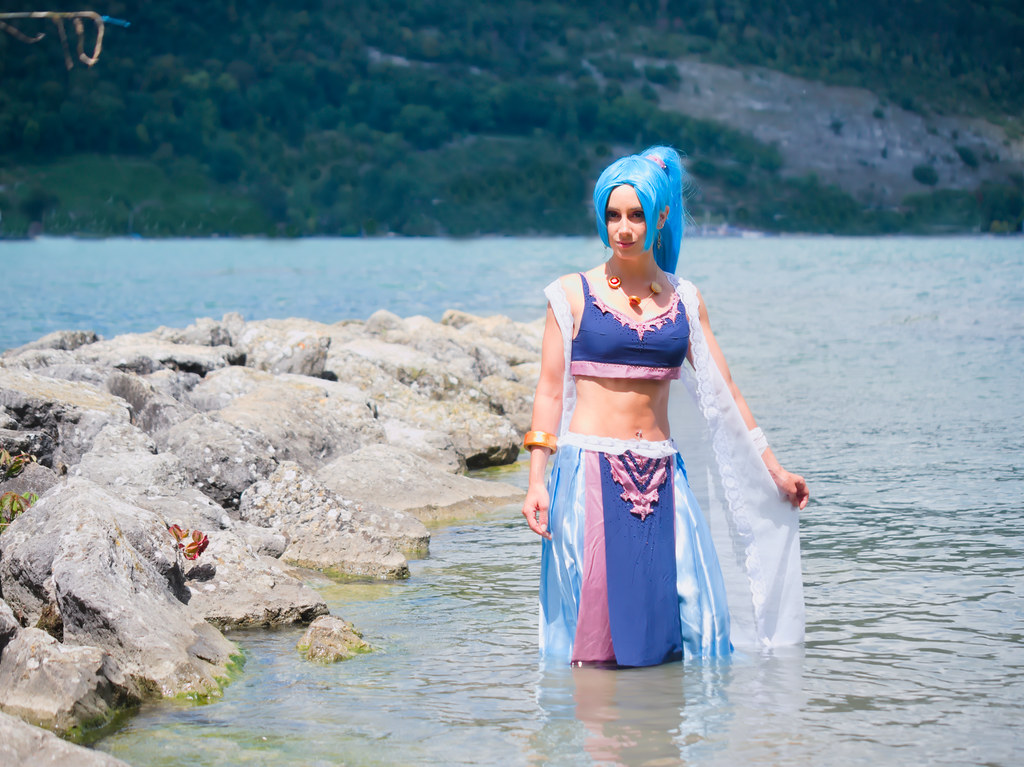 related image - Shooting Vivi Nefertari - One Piece - Melo - Lac de Bienne - Suisse -2020-07-26- P2199821