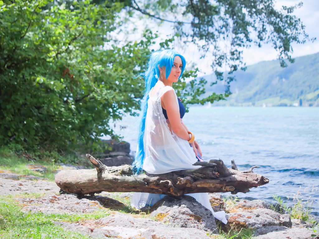 related image - Shooting Vivi Nefertari - One Piece - Melo - Lac de Bienne - Suisse -2020-07-26- P2199812