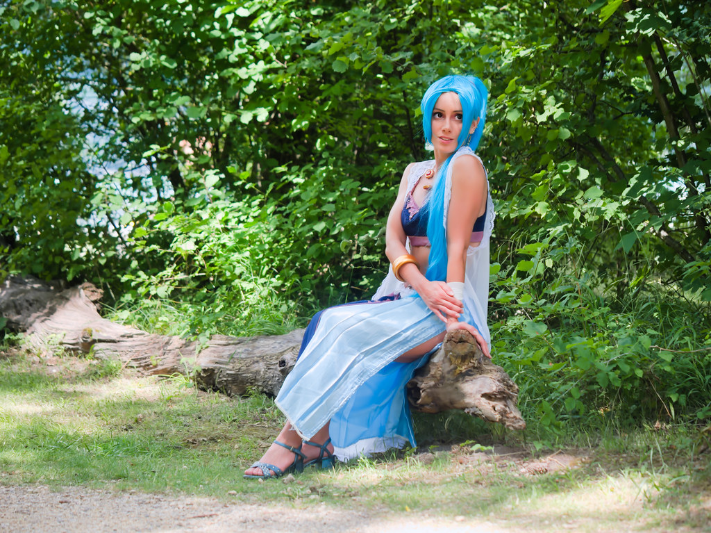 related image - Shooting Vivi Nefertari - One Piece - Melo - Lac de Bienne - Suisse -2020-07-26- P2199757