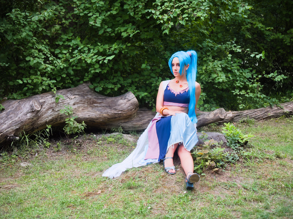 related image - Shooting Vivi Nefertari - One Piece - Melo - Lac de Bienne - Suisse -2020-07-26- P2199749
