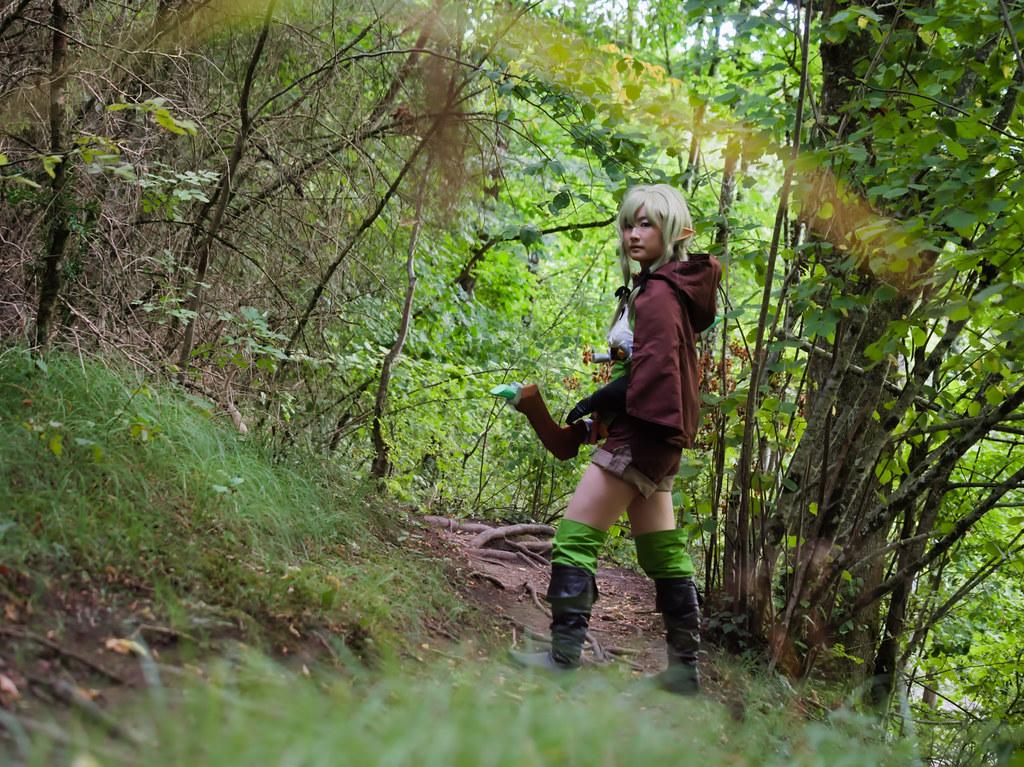 related image - Shooting High Elf - Golbin Slayer - Roll - Besançon -2020-07-26- P2199925