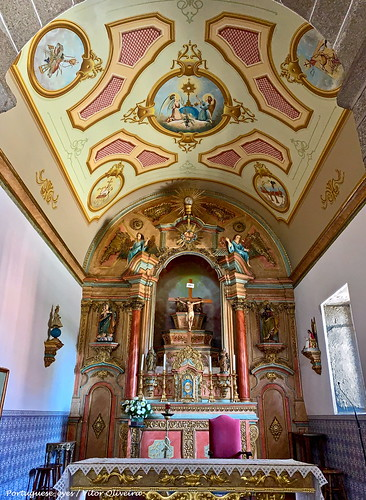 Igreja Matriz de Currelos - Portugal 🇵🇹