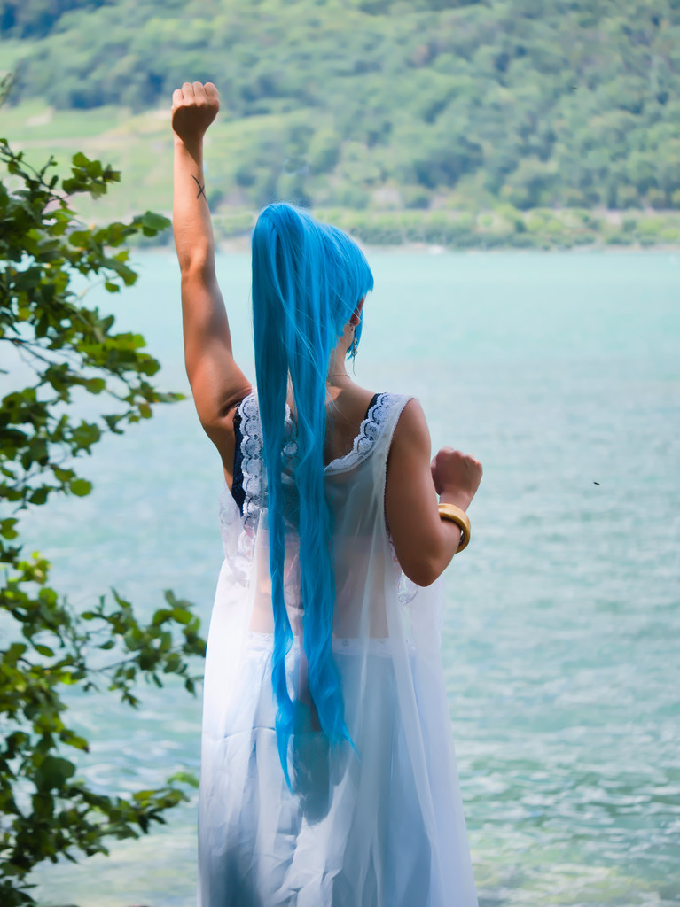 related image - Shooting Vivi Nefertari - One Piece - Melo - Lac de Bienne - Suisse -2020-07-26- P2199816