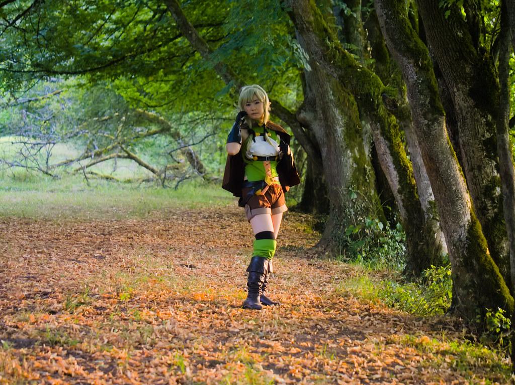 related image - Shooting High Elf - Golbin Slayer - Roll - Besançon -2020-07-26- P2199995