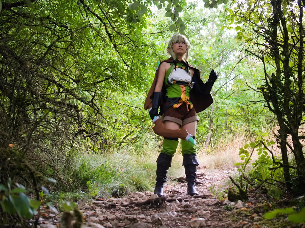 related image - Shooting High Elf - Golbin Slayer - Roll - Besançon -2020-07-26- P2199881