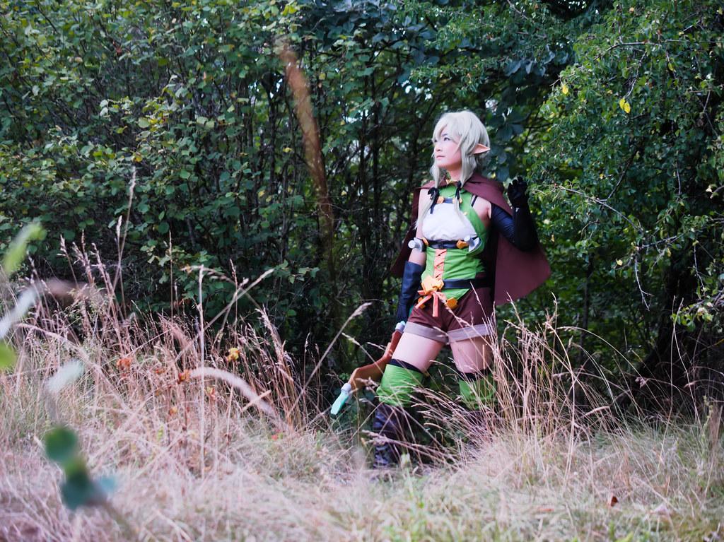 related image - Shooting High Elf - Golbin Slayer - Roll - Besançon -2020-07-26- P2199878