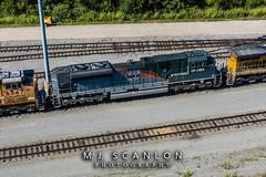 UP 1983 | EMD SD70ACe | UP Marion Intermodal Railport