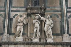 Firenze - Battistero (Sculture)