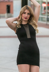 Photo Shoot - Madison in Downtown Nampa