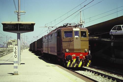 E636 431 Villa San Giovanni 1997