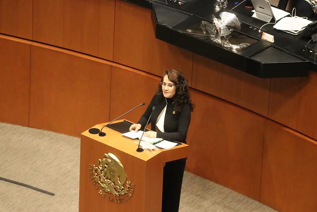 12/08/2020 Tribuna Diputada Dolores Padierna Luna