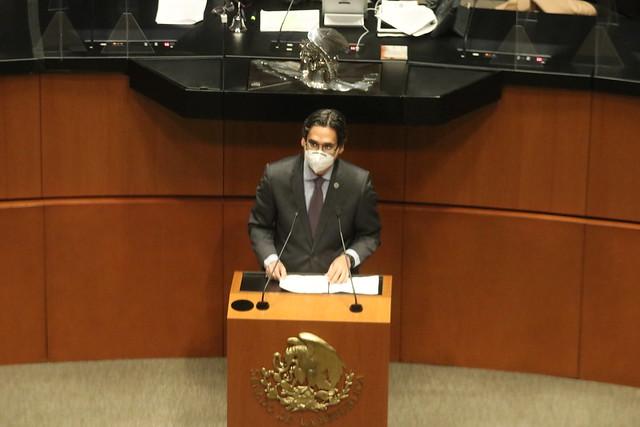 12/08/2020 Tribuna Diputado Erasmo González Robledo