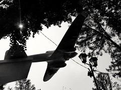 plane ghost