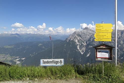 Wanderung zur Starkenburger Hütte am 9.8.2020