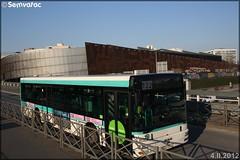 Man NL 223 – RATP (Régie Autonome des Transports Parisiens) / STIF (Syndicat des Transports d'Île-de-France) n°9113