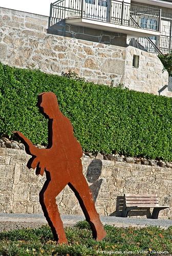 Monumento aos Combatentes da Guerra do Ultramar - Sernancelhe - Portugal 🇵🇹