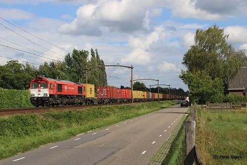 Crossrail in Boxtel, 28-08-2020 (2)