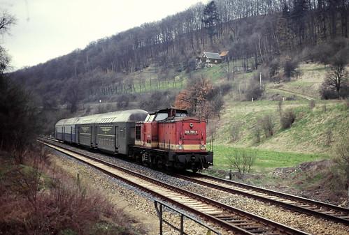 DR 204 759 Orlamünde 09.04.1993