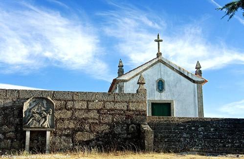 Santuário da Senhora de ao Pé da Cruz - Sernancelhe - Portugal 🇵🇹