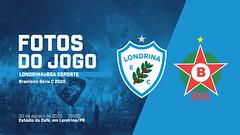 30-08-2020: Londrina x Boa Esporte