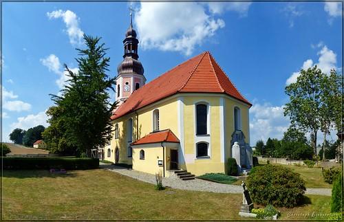 Dorfkirche Goldbach