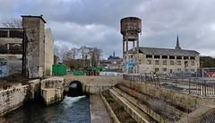 Port de Niort et friche Boinot, Niort, Deux Sevres