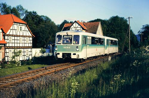 DB 772 171/ 972 771 Weilar 24.05.1997