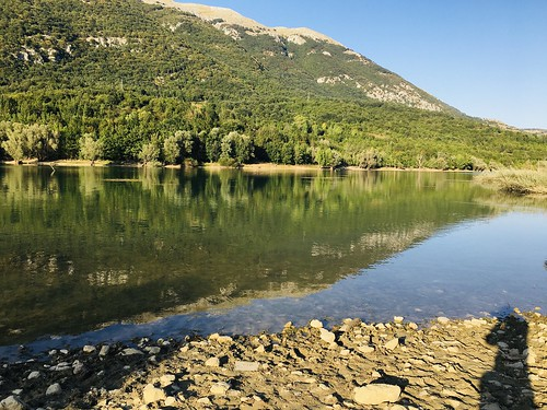 Lago Villetta Barrea ❤️❤️❤️❤️