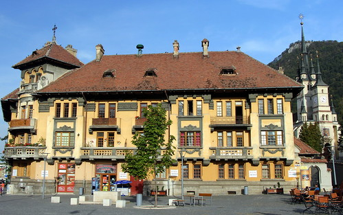 Attractive Brasov Buildings