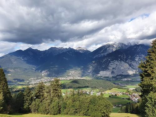 Innsbruck - Mountain Facade