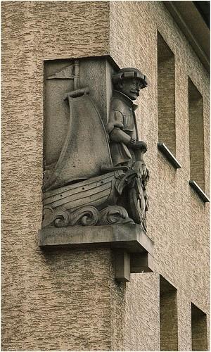 orientalischer Tabakhändler, Zigarrenhaus Thomas, Coswig/Sachsen